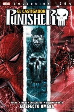 Couverture de 100% Marvel: Punisher: El Castigador -2- El Efecto Omega