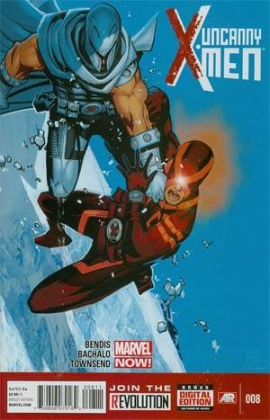Couverture de Uncanny X-Men (2013) -8- Issue 8