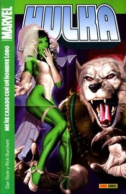 Couverture de Hulka -5- Me he casado con un hombre lobo