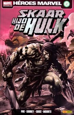 Couverture de Skaar: Hijo de Hulk -1- Hijo de Hulk