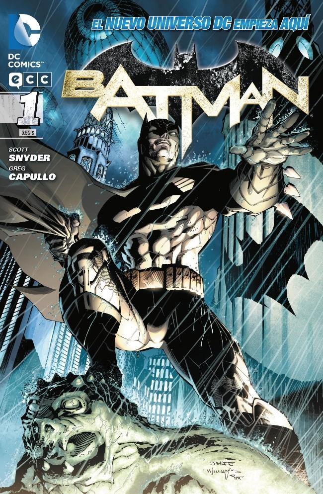 Couverture de Batman (en espagnol) -1- Truco De Cuchillos. Confianza En Caída Libre