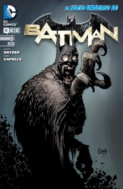 Couverture de Batman (en espagnol) -5- Frente Al Tribunal. Bajo El Cristal
