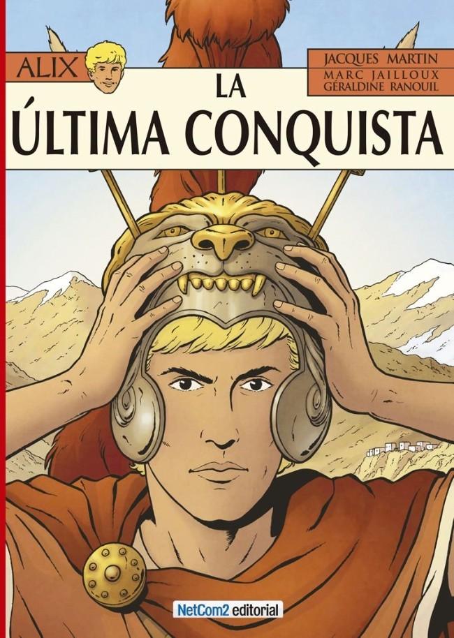 Couverture de Alix (en espagnol) -32- La Última Conquista