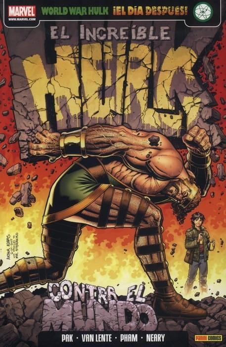 Couverture de Increible Hercules (El) -1- Contra el mundo