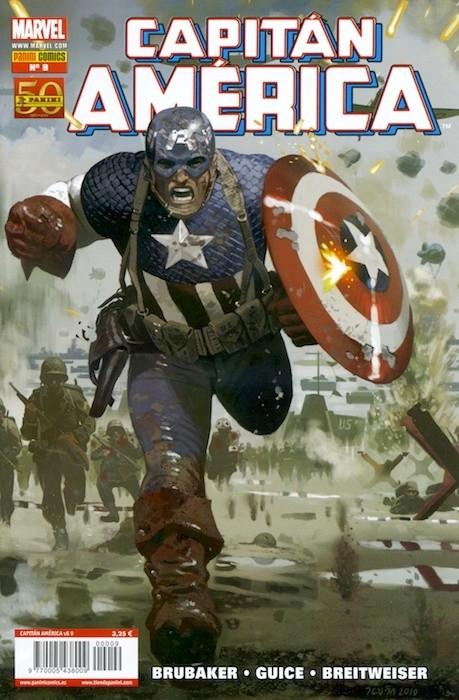Couverture de Capitán América (Vol. 8) -9- El Juicio del Capitán América Parte 5 / Punto Uno