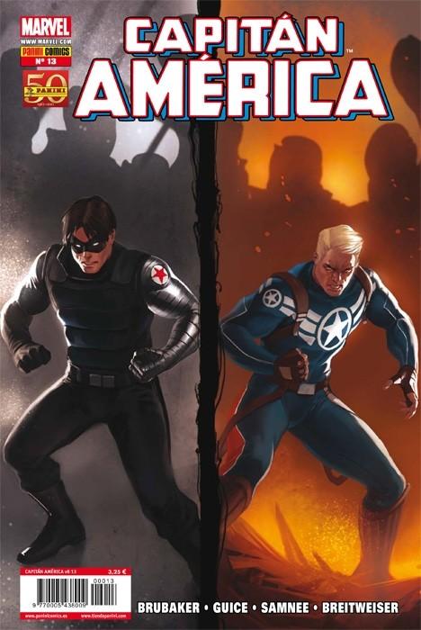 Couverture de Capitán América (Vol. 8) -13- Gulag Parte 4 / Supersoldado