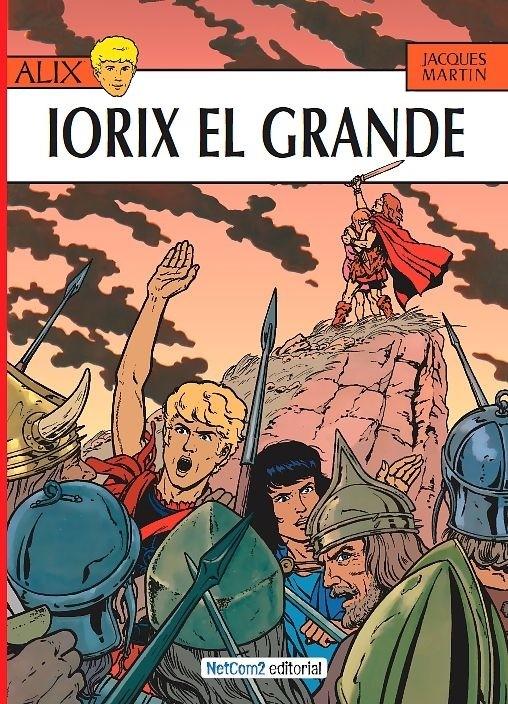 Couverture de Alix (en espagnol) -10- Iorix el Grande