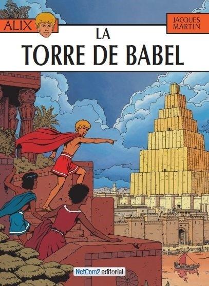 Couverture de Alix (en espagnol) -16- La Torre de Babel