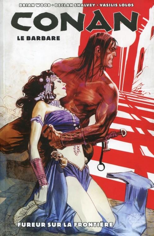 Conan le Barbare - Panini ( 5 Tomes )