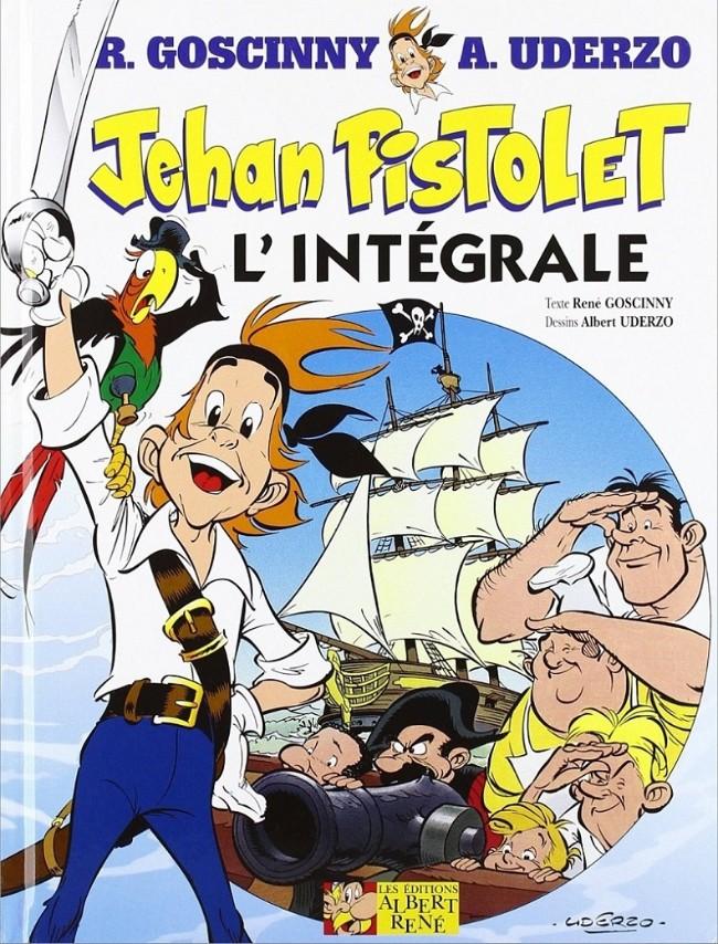 Couverture de Jehan Pistolet -INT- Jehan Pistolet - L'intégrale