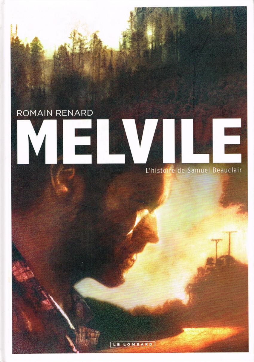 Couverture de Melvile -1- L'histoire de Samuel Beauclair