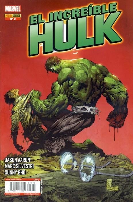 Couverture de Indestructible Hulk -2- Dividido Parte 2 y 3