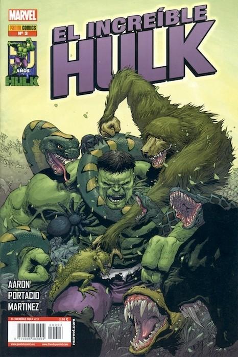 Couverture de Indestructible Hulk -3- ¡Hulk Vs Banner! Parte 1 y 2