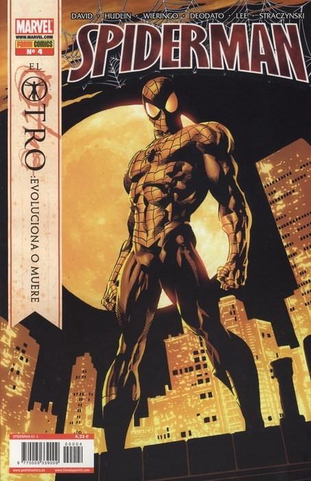 Couverture de Asombroso Spiderman -4- El Otro: Evoluciona O Muere (Final)