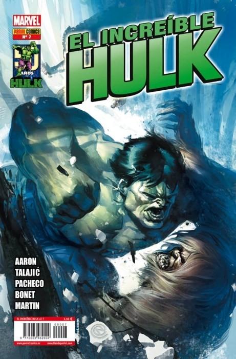 Couverture de Indestructible Hulk -7- ¡Mantenerse Furioso! Parte 4 y 5