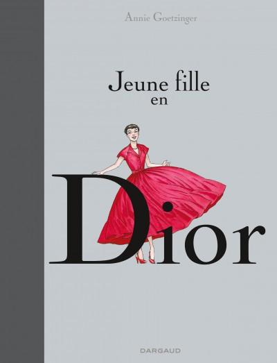 Jeune fille en Dior One shot CBR