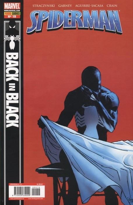 Couverture de Asombroso Spiderman -19- Back In Black (De Vuelta Al Negro)