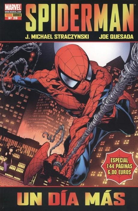 Couverture de Asombroso Spiderman -20- Un Día Más
