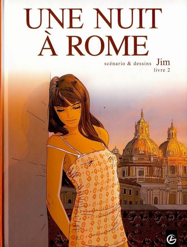 Couverture de Une nuit à Rome -2- Livre 2