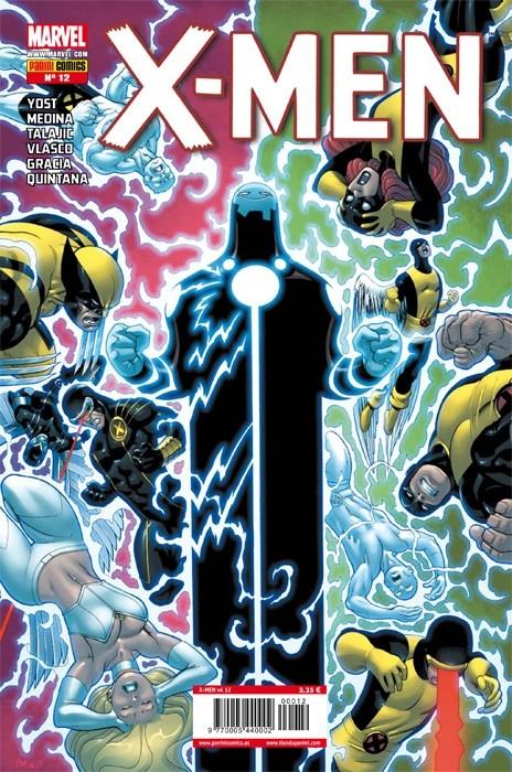 Couverture de X-Men v4 -12- Supervivencia Inconciliable Parte 2