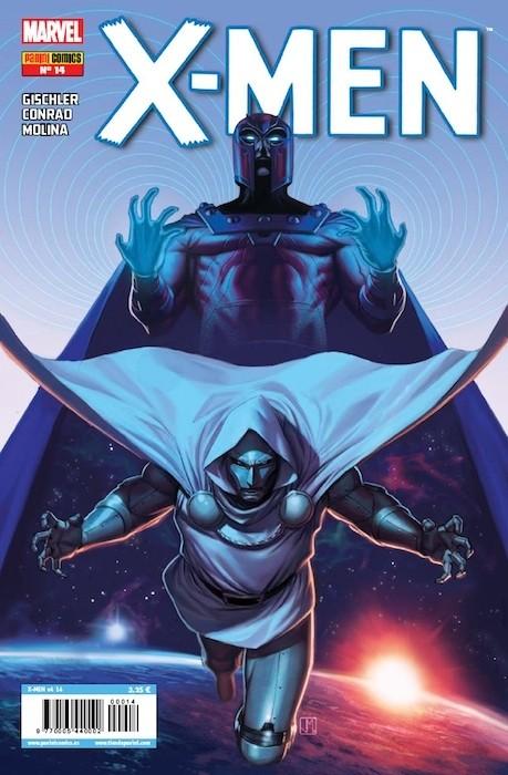 Couverture de X-Men v4 -14- Venganza Infernal / Traicción en el Triángulo de las Bermudas Parte 1