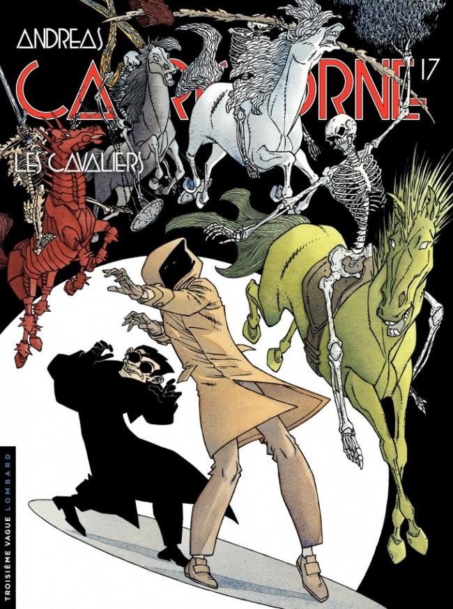 Couverture de Capricorne -17- Les Cavaliers