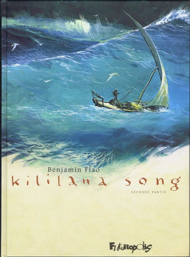 Couverture de Kililana song -2- Seconde partie