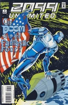 Couverture de 2099 Unlimited (Marvel comics - 1993) -7- Mirrors