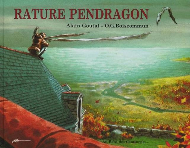 Couverture de Rature pendragon