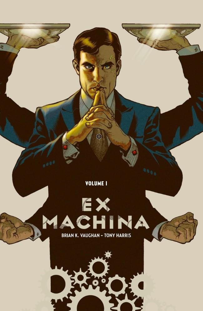 Couverture de Ex Machina (Urban Comics) -1- Volume I