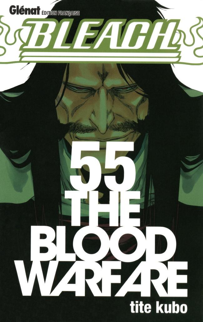 Couverture de Bleach -55- The Blood Warfare