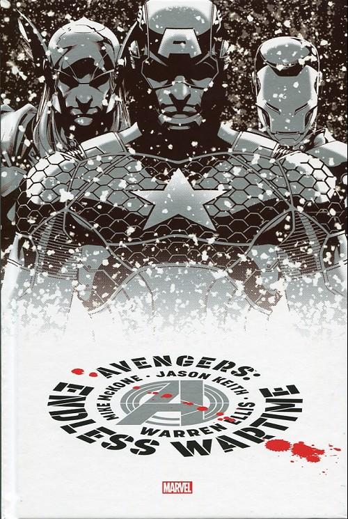 Couverture de Avengers - Endless Wartime