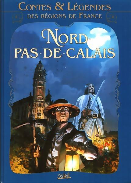 Couverture de Contes & Légendes des régions de France -3- Nord-Pas-de-Calais
