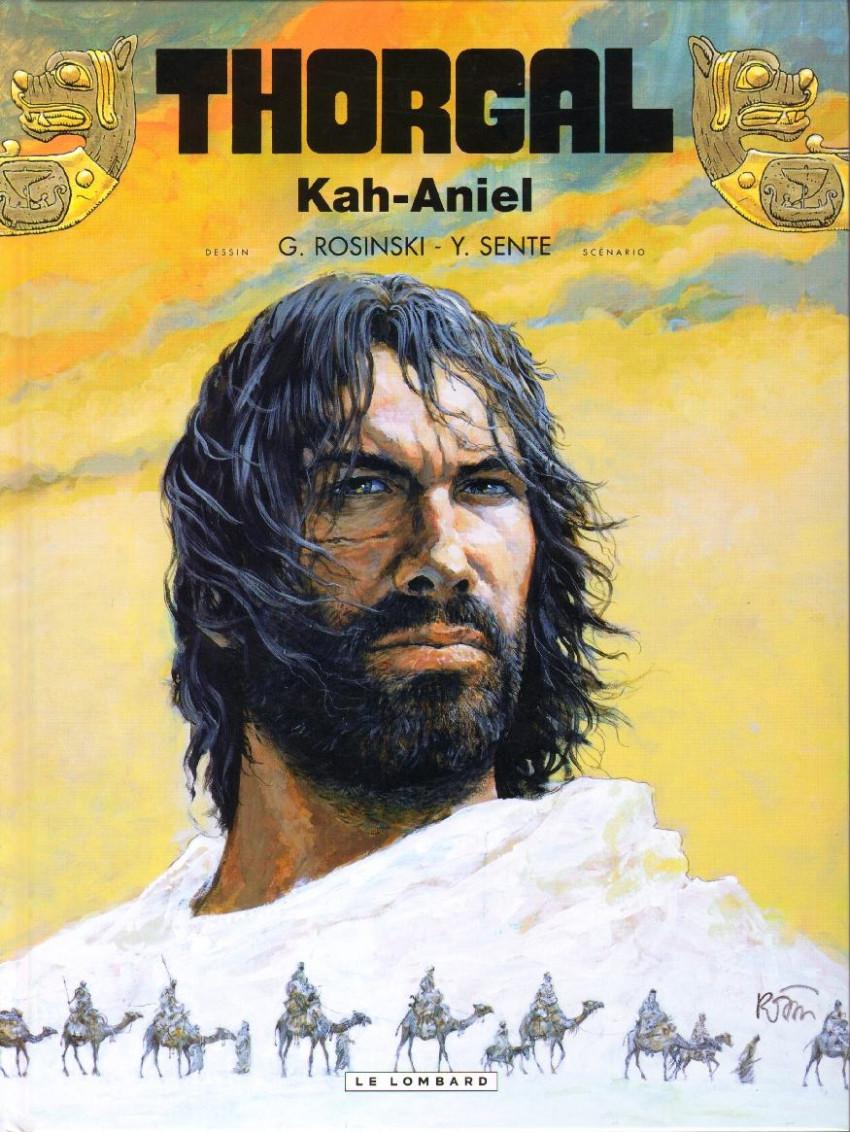 Couverture de Thorgal -34- Kah-Aniel