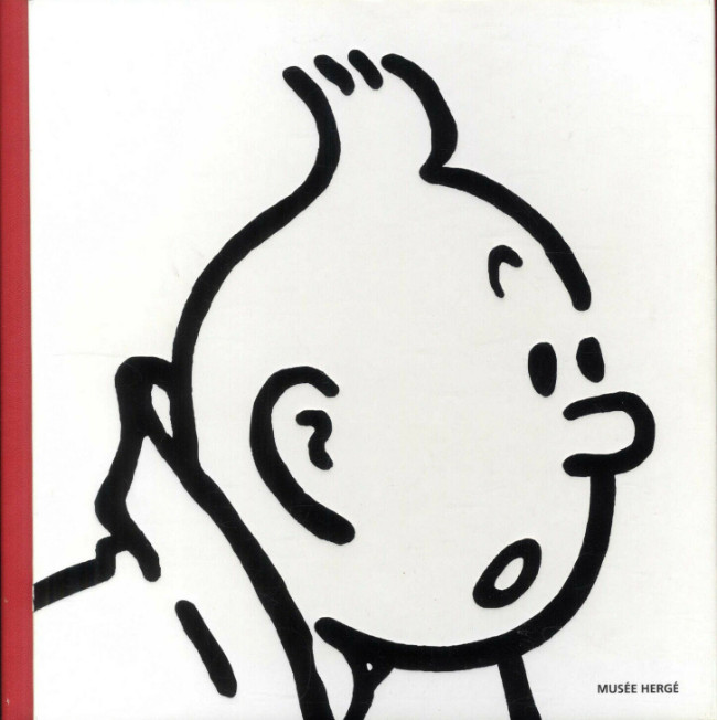 Couverture de (AUT) Hergé - Musée Hergé