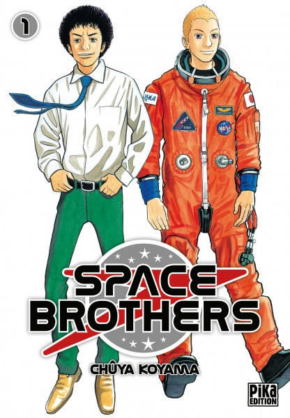 Couverture de Space Brothers -1- Tome 1