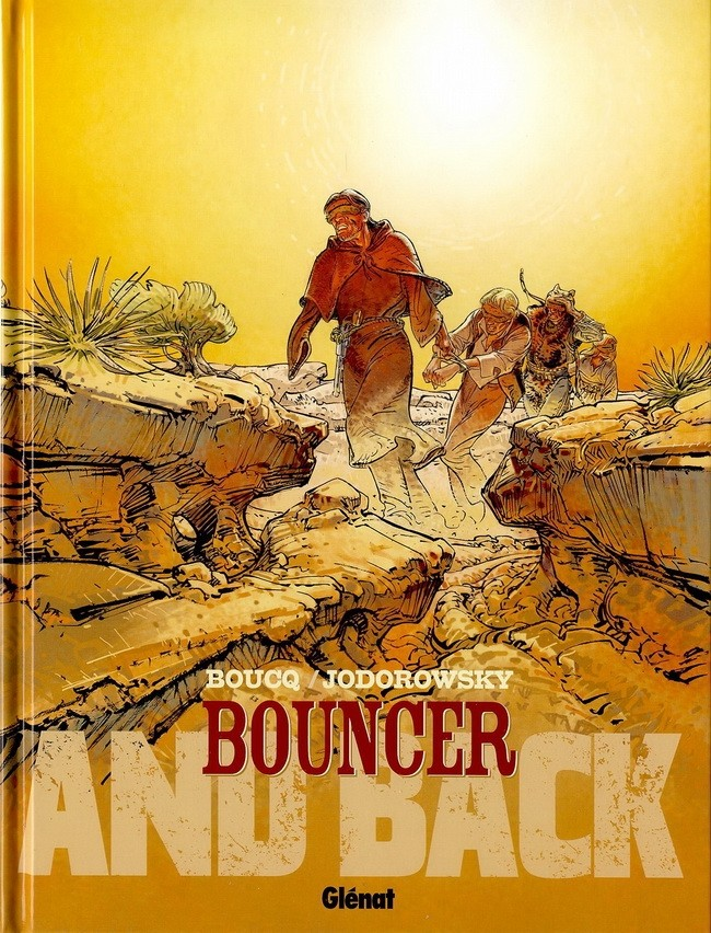 Couverture de Bouncer -9- And back
