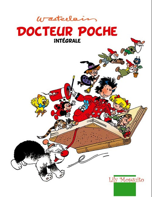 Couverture de Docteur Poche -INT4- 1995-2000