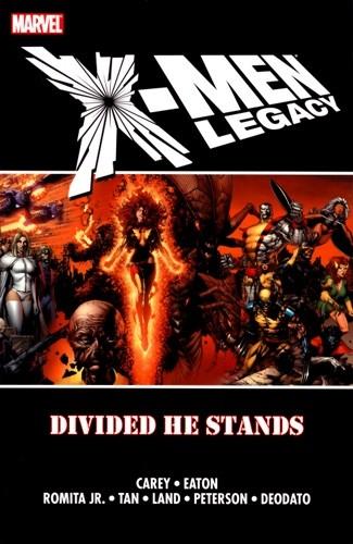 Couverture de X-Men Legacy (2008) -INT01- Divided He Stands