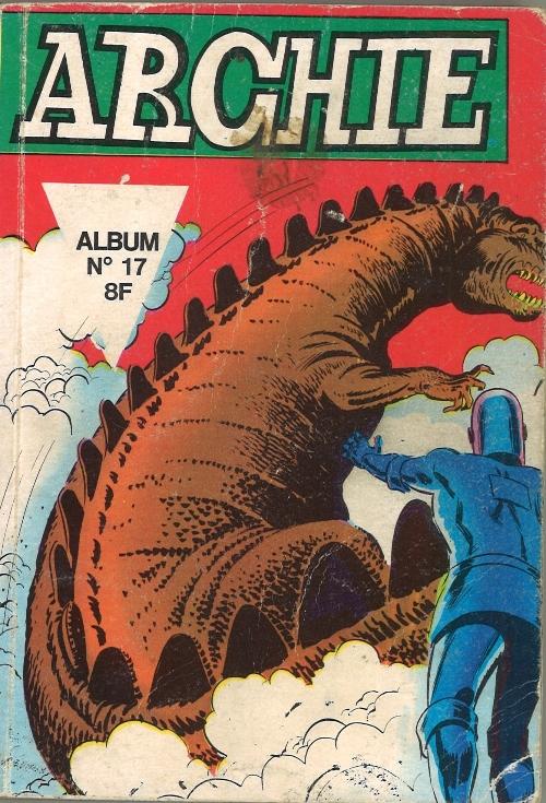 Couverture de Archie (Jeunesse et Vacances) -Rec17- Album N°17 (du n°50 au n°52)