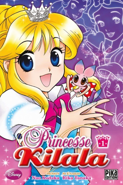 Princesse kilala 1 tome 1 - Couronne princesse disney ...