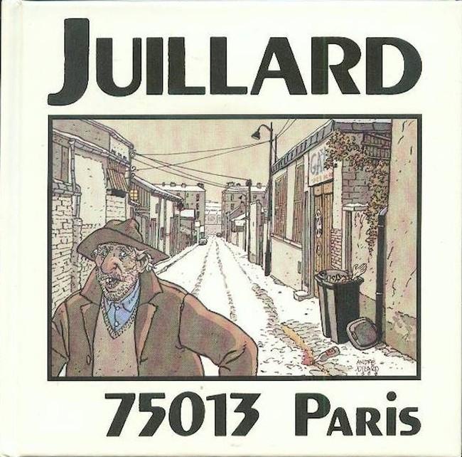 Couverture de (AUT) Juillard -5- 75013 Paris