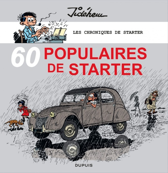 Starter 60 Chroniques Populaires One shot