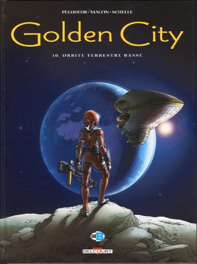 Golden City Tome 10 : Orbite terrestre basse