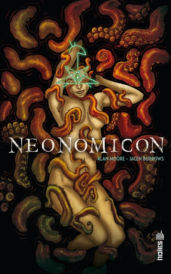 Couverture de Neonomicon