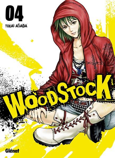 Couverture de Woodstock -4- Tome 4