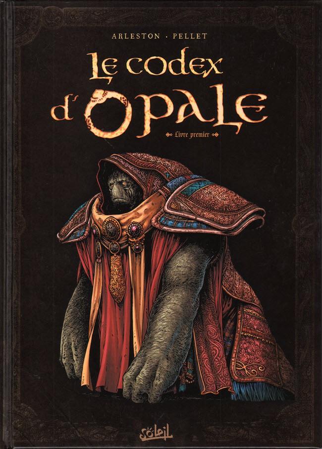 Le Codex d'Opale Intégrale 2 Tomes PDF