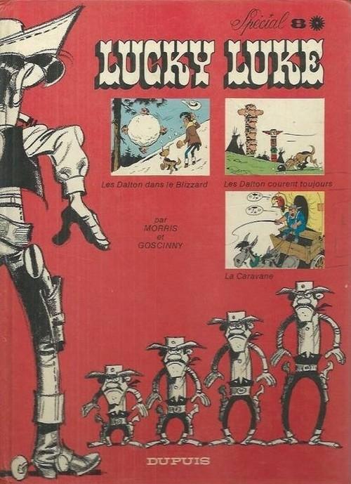 Couverture de Lucky Luke (Intégrale Dupuis/Dargaud) -8- Spécial 8*