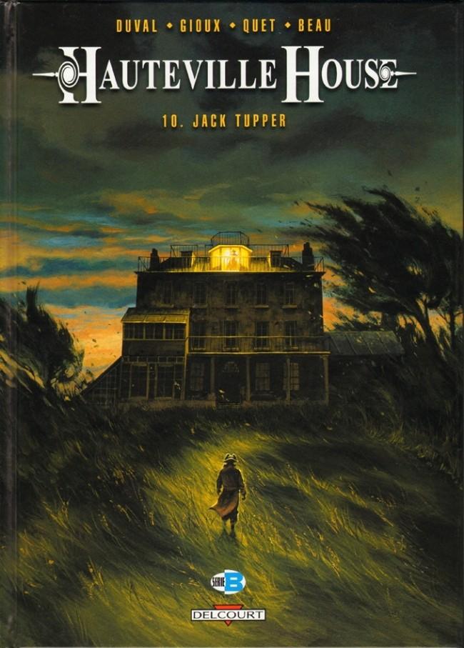 Couverture de Hauteville House -10- Jack Tupper