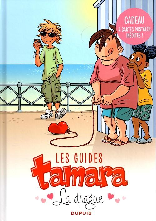 Couverture de Tamara -HS- Les guides tamara - la drague